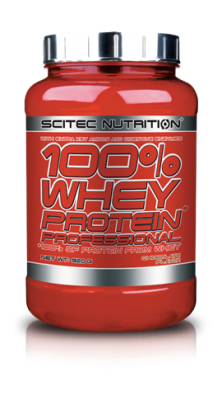 SCITEC NUTRITION 100% WHEY PROTEIN PROFESSIONAL Dose 2350g Pulver