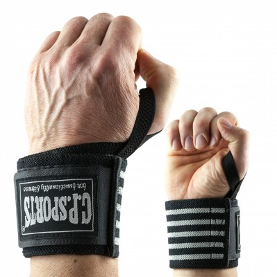 C.P. Sports Strongman-Handgelenkbandagen 50 cm