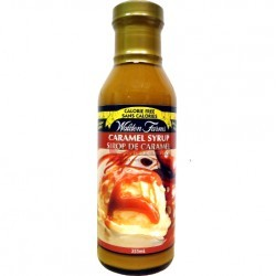 Walden Farms Syrup Caramel Flasche 355 ml