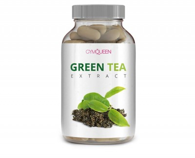 Gymqueen Green Tea Extract Dose 60 Kapseln