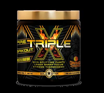 Goldstar Triple X Dose 300g Pulver