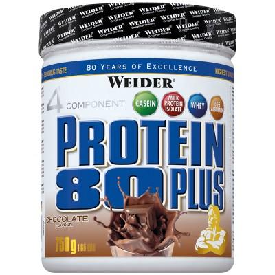 Weider Protein 80 PLUS 750g Dose Pulver Cherry Almond!