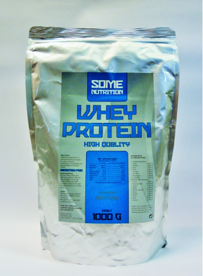Some Nutrition Whey Protein Beutel 1000g Pulver