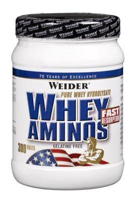 Weider Whey Aminos Dose 300 Tabletten