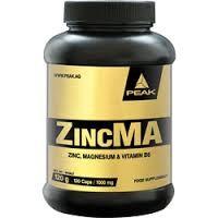 Peak ZincMA Dose 120 Kapseln
